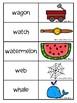 Word Matching (n e w p j)