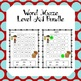 Sight Word Maze Level A1