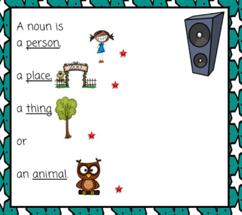Word Nerd: Nouns