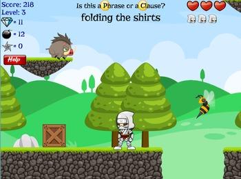 Word Ninja - Playable at RoomRecess.com (Free!)