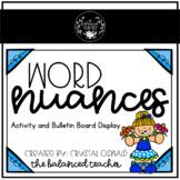 Word Nuances