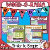 Word O Rama   Similar to Boggle   Complete Bundle