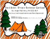 Word Order: S'more Sentence Combos!