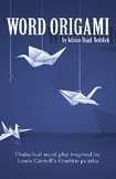 Word Origami: Volume 1