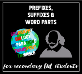 Word Origins Lesson Plan (Interactive)