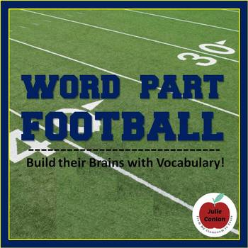 Word Part Football