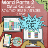 Word Parts Bundle 2 for Google and OneDrive