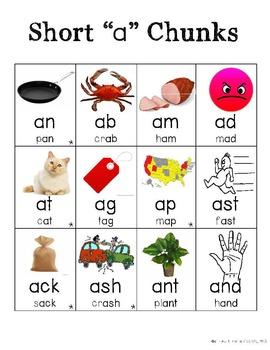 Word Parts Bundle: Short and Long Vowels