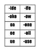 Vowel Digraphs & Vowel diphthongs