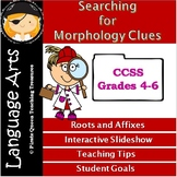 Word Parts: Searching for Morphology Clues/Distance Learning