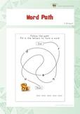 Word Path (Kindergarten)