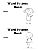 Word Pattern Booklet 2