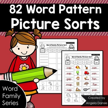 Word Pattern Picture Sorts