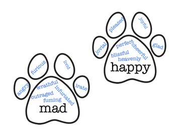 Word Paws