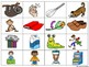 Word Picture Match Closed Syllables with Blends
