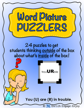 Word Picture Puzzlers