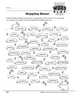 Word Play: Hopping Home