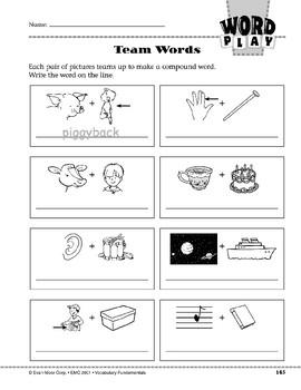 Word Play: Team Words