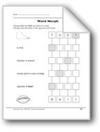 Word Play: Word Morph