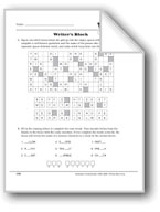 Word Play: Writer's Block