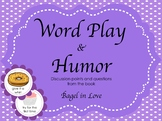 Word Play and Humor in Bagel in Love