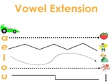 Word Play and Vowel Extension
