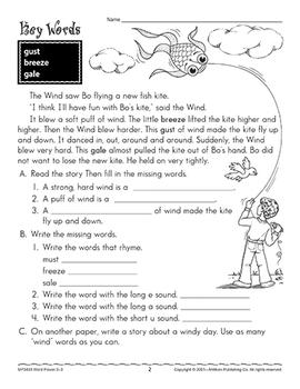 Word Power Gr 2-3
