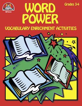 Word Power Gr 3-4