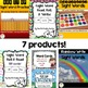 Word Practice Bundle - Sight Words, Word Work, First, Seco