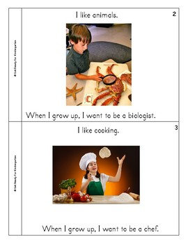 Word Practice- be