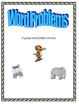 Math Problem Solving Activity