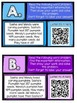 Word Problem Activity with QR codes
