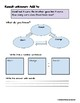 Word Problem Bank- With graphic organizer