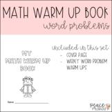 Word Problem Book