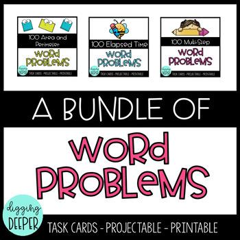 Word Problem Bundle