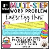Word Problem Easter Egg Hunt