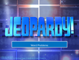 Word Problem & Even/Odd Jeopardy