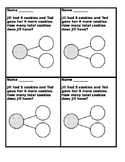 Word Problem Exit Tickets
