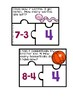 Word Problem Puzzles Freebie