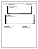 Word Problem Graphic Organizer. Spanish version