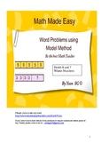 Word Problem Made Easy (2) Model Method for Grade 6 & 7