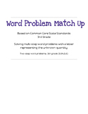 Word Problem Match Up
