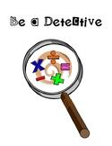Word Problem Math Detective