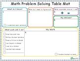 Word Problem Math Mat K-2