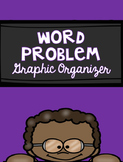 Math Word Problem Graphic Organizer