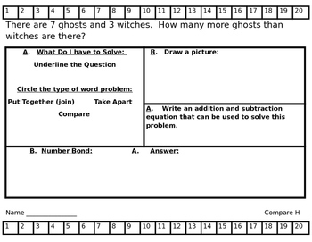 Word Problem Packet 2
