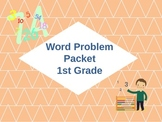 Word Problem Packet (Simple Addition and Subtraction)