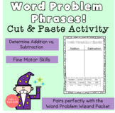Word Problem Phrases