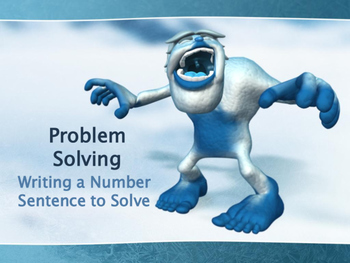 Word Problem Powerpoint (Addition)
