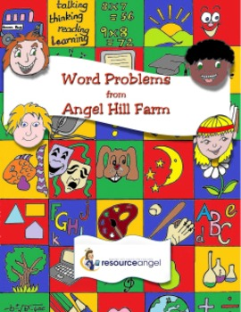 Word Problem Printables - Angel Hill Farm